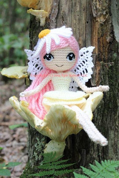 etsy pattern site fees pattern althaena the summer fairy crochet amigurumi doll