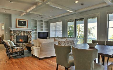 home design house interior finishes lake michigan custom