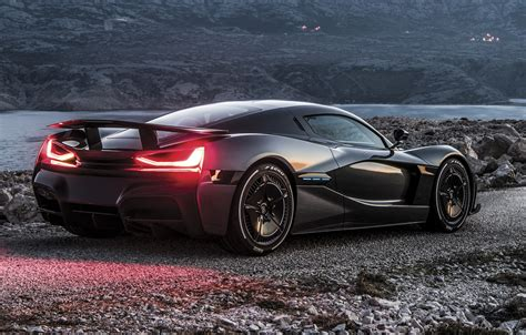 tesla supercar tesla roadster rival rimac c two boasts 0 60 in 1 85 secs