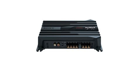 4 Channel Stereo Lifier Sony Xm N1004 Power 4ch 4 channel stereo lifier xm n1004 sony in