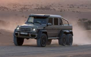Mercedes G63 6x6 Price More Photos Of The Mercedes G63 Amg 6x6