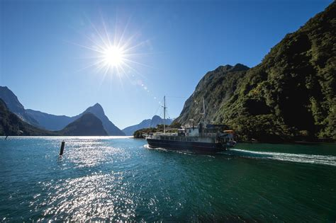 milford sound cruises day trips from queenstown tours flights kayaking real journeys