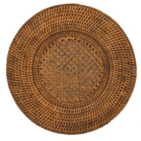 Wicker Mat by Rattan Place Mats Both Oval Rattan Table Mats