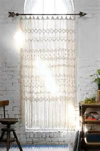 this magical thinking macrame wall hanging