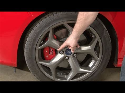 focus st mgp caliper covers 2013 2018 installation youtube