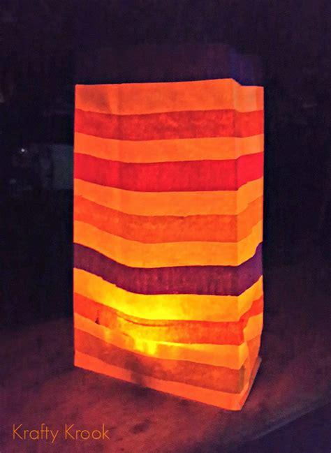 How To Make Paper Luminaries - 28 most beautiful luminaries diy