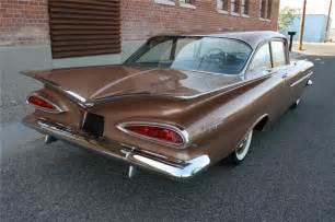 1959 chevrolet biscayne 2 door sedan 112771