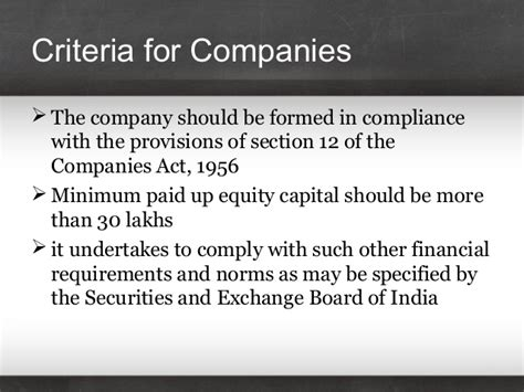 section 15 securities exchange act a presentation on the history of stock exchange in india