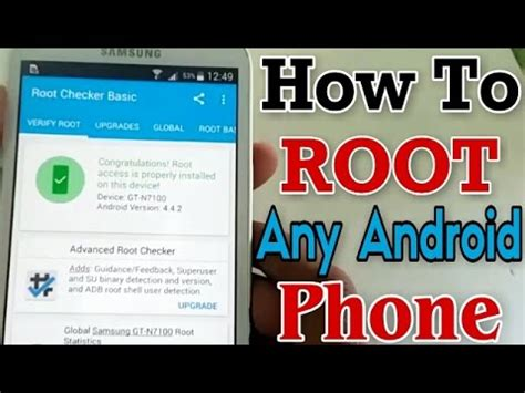 how to root android phone without computer how to root android phones without pc