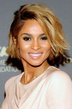 how can you wear a chin length bob for formal event celebrity ombr 233 pics to bring to your next salon visit