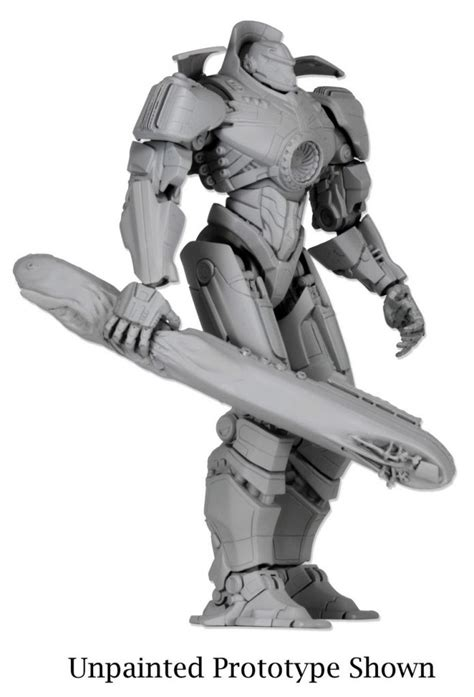 Scalers Series 3 Gipsy Danger pacific 7 quot scale deluxe figure series 4 jaeger assortment necaonline