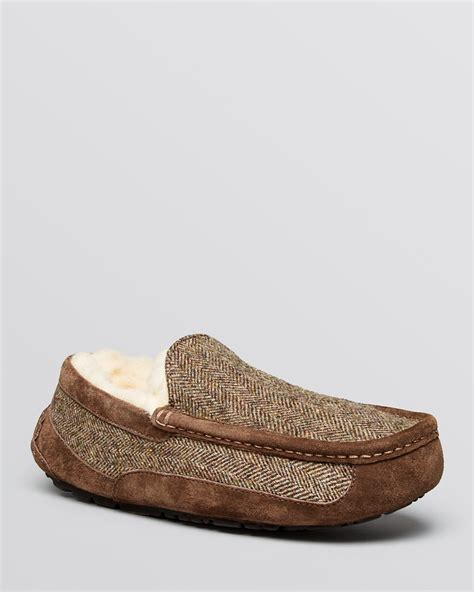 Ugg Bedroom Slippers Sale by Ugg 174 Australia Ascot Tweed Slippers Bloomingdale S