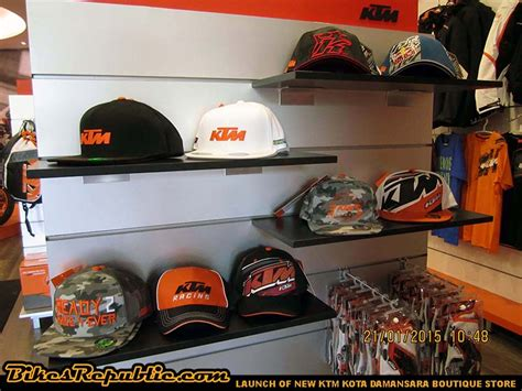 Ktm Shop New Ktm Ckd Boutique Store Opens In Kota Damansara
