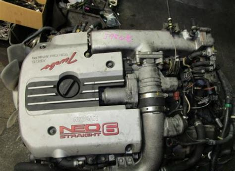 nissan skyline r34 engine nissan skyline r34 gtt rb25det neo turbo engine