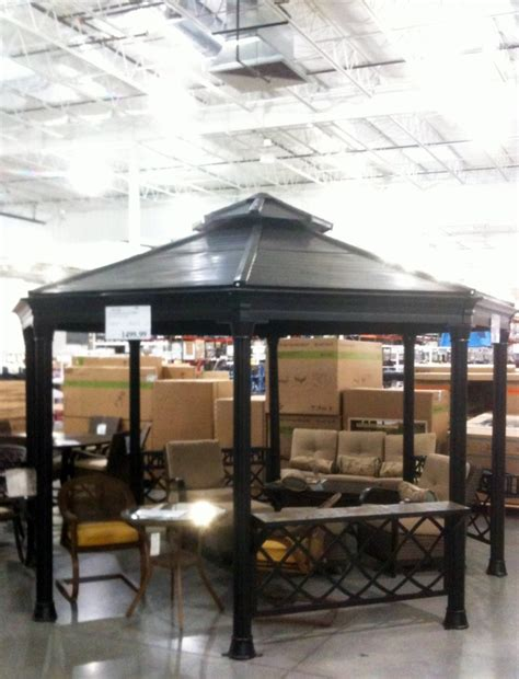 costco gazebo the gazebo enthusiast gazebos currently for sale at