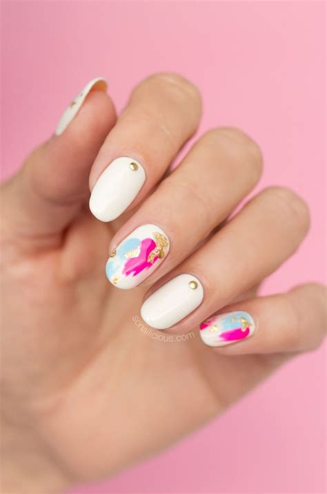 Japanese Nail by Japanese Style Foil Nail Like You Ve Never Seen Before