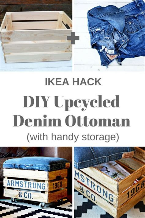 ikea hack storage ottoman 1139 best storage is images on pinterest organizing