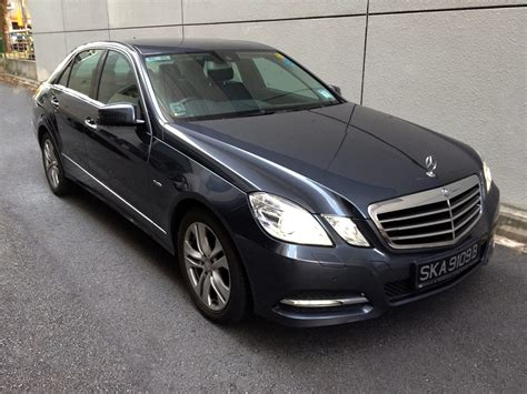 Mercedes Benz E250 Cgi Avantgarde