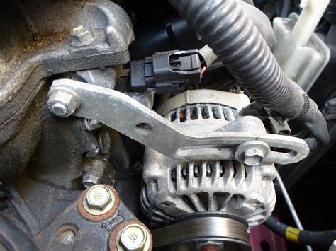 Toyota Yaris Alternator Replacement Alternator Toyota Yaris