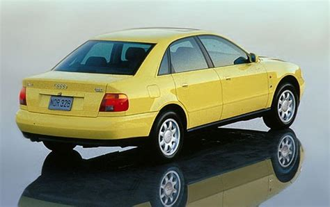 Audi A4 Avant 1997 by 1997 Audi A4 Information And Photos Zombiedrive