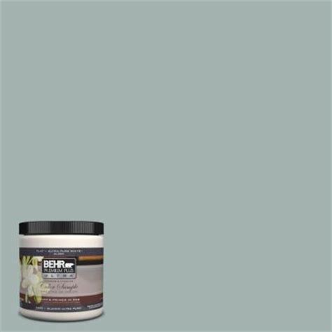 behr premium plus ultra 8 oz ul220 15 frozen pond interior exterior paint sle ul220 15