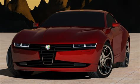 IDECORE to Tune New Alfa Romeo Minhoss Concept machinespider.com