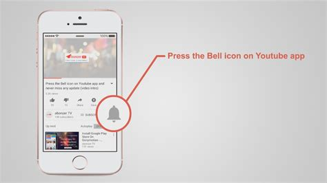3 Press The Bell Icon Youtube Intro Template Youtube Bell Icon Intro Template After Effects