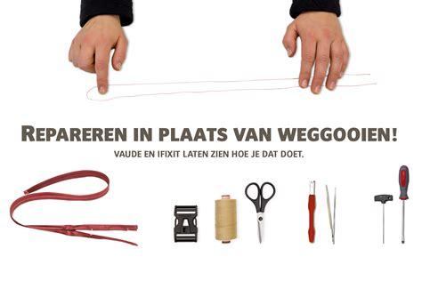 Ik Repareer Het Zelf Wel by Repareer Zelf Je Vaude Spullen Met Ifixit Velozine