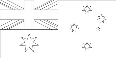 flag of australia 2009 clipart etc