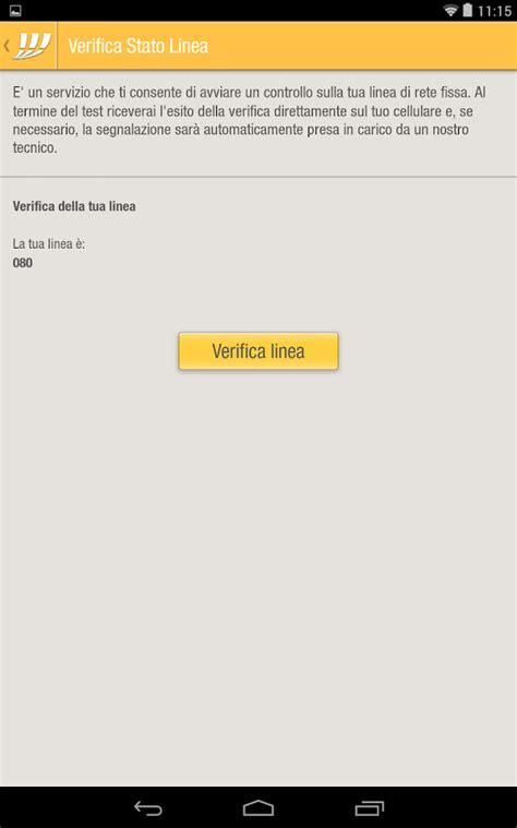ufficio clienti fastweb myfastweb app android su play