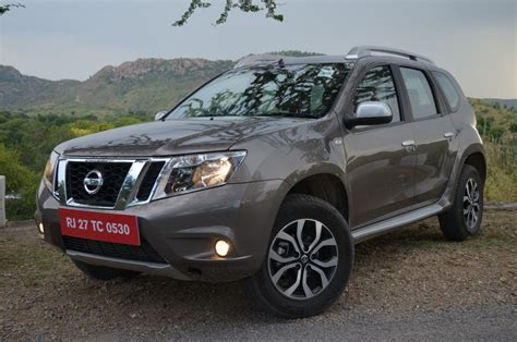 nissan terrano india review nissan terrano diesel 110ps