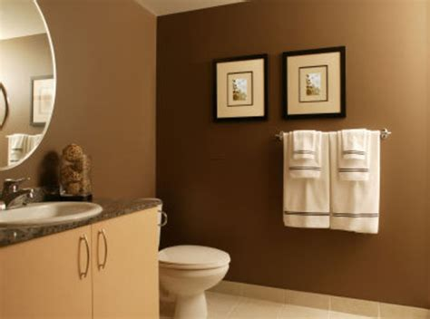 brown paint for bathroom tips to bathroom theme decorating design bookmark 8077