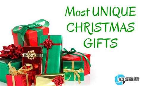 10 most unique christmas gifts for 2016 best on internet