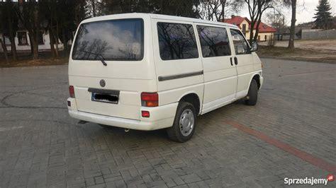volkswagen transporter t4 9 osobowy zamość sprzedajemy pl