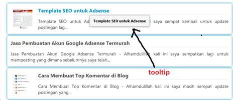 membuat blog jadi keren cara membuat tooltip keren di blogf micvoster