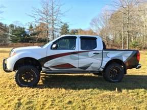 Where Is Nissan Frontier Built 2016 Nissan Frontier Crew Cab 4x4 Custom Built Road