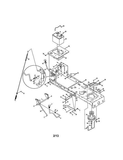 craftsman lt 2000 engine craftsman tractor engine and