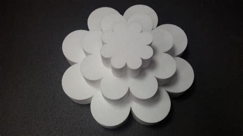 torte fiore base fiore in polistirolo rialma cake design