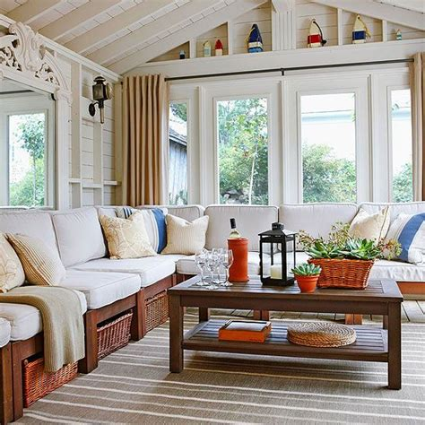 Decorating Ideas For Sunrooms 25 Farmhouse Sunrooms You Will Never Want To Leave Digsdigs