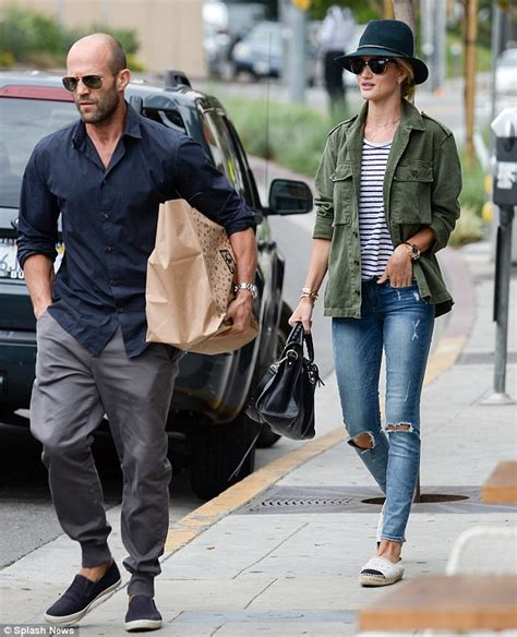 rosie huntington whiteley dresses in and