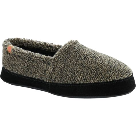 acorn house shoes acorn moc slipper men s backcountry com