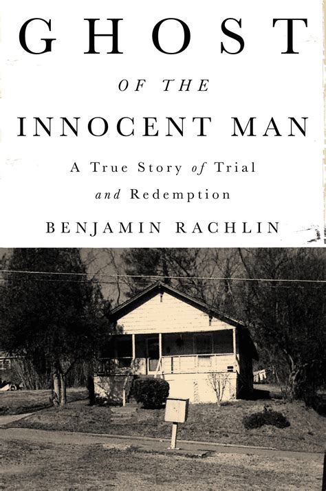 exoneree books ghost of the by benjamin rachlin sfgate