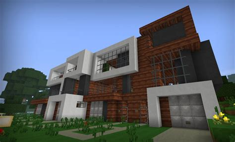 minecraft town houses modern townhouses minecraft project
