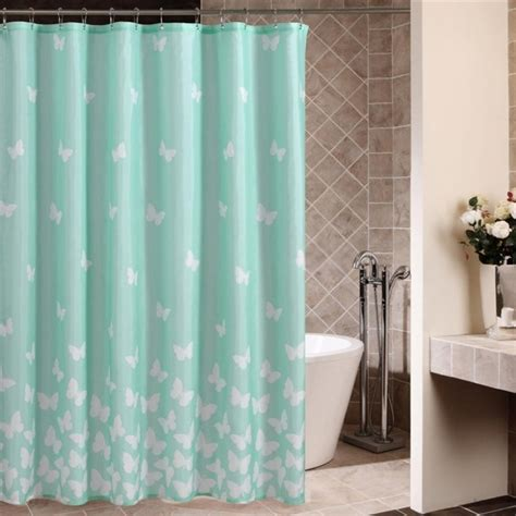 Teal Colored Shower Curtains Teal Colored Shower Curtains Pmcshop