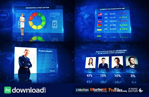 photo effects themes news infographics pack videohive free download free
