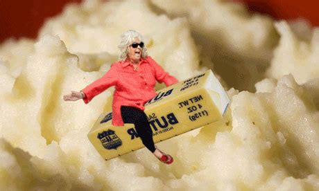 Paula Deen Butter Meme - paula deen butter is now in stores y all thrillist