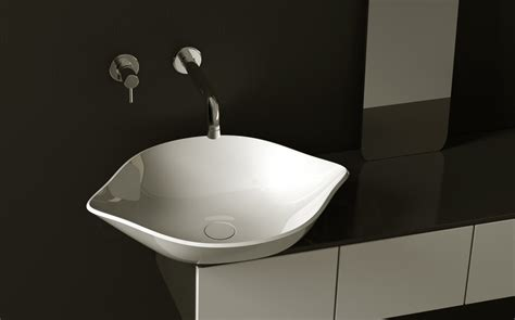 Cool Bathroom Sinks | cool fruit inspired bathroom sinks lemon by cenk kara