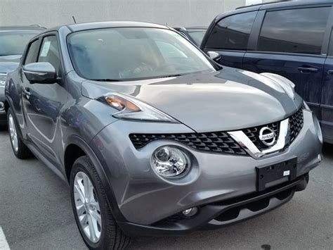dark gray nissan 2016 nissan juke sl awd dark grey woodchester nissan and