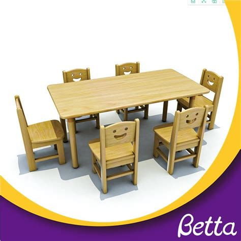 kindergarten table and chairs kindergarten study wooden tables chair sets buy