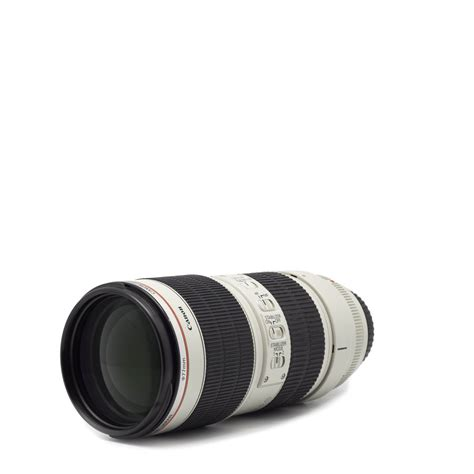 Canon Ef 70 200 F 2 8 L Is Usm altraotticastore it noleggio canon ef 70 200mm f 2 8l is